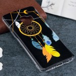 For Samsung Galaxy S9 Noctilucent Wind Chimes Pattern TPU Soft Back Case Protective Cover, Small Quantity Recommended Before Sam