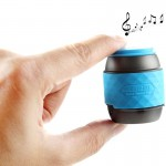 Mobile Portable Hands-free & NFC Bluetooth Stereo Speaker(Blue)