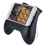 CCF-013 Multi-function 3 in 1 Phone Gamepad Holder Handle with Charging / Radiating, For iPhone, Galaxy, Huawei, Xiaomi, LG, HTC