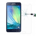 For Samsung Galaxy A3 / A300 0.26mm 9H Surface Hardness 2.5D Explosion-proof Tempered Glass Screen Film