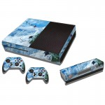 Christmas Series Decal Stickers for Xbox One Game Console