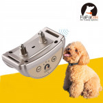 PD258 Automatic Anti Barking Collar Pet Training Control System for Dogs, S Size(Gold)