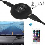 H366 Bluetooth 4.0 Music Audio Receiver Adapter with Hands Free Function for iPhone / Samsung / HTC