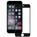 0.3mm Full Screen Tempered Glass Film for iPhone 6(Black)