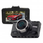 GS98C Car DVR Camera 2.7 inch LCD Screen HD 2304 x 1296P 170 Degree Wide Angle Viewing, Support Motion Detection / TF Card / G-S