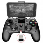 Manette pour iPhone noir iPhone, iPad, iPod, Samsung Galaxy, HTC, MOTO, Android TV Box, TV, PC 3 en 1 Gamepad de contrôleur d...