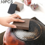 10 PCS Kitchen Emery Clean Rub Pot Rust Focal Stains Sponge Removing Tool