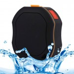 KH-109 IPX6 Waterproof Small Size GPS Tracker for Pet / Kid with SOS Panic Button