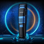 220V Rechargeable Electric Hair Shaver For Baby Man Haircut Machine(Blue)
