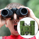 Maifeng 8x21 High Definition High Times Outdoor Mini Binoculars Telescope (Green)
