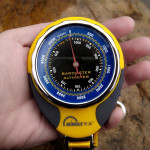 MINGLE BKT381 Multi-function Altimeter with Compass & Barometer & Thermometer