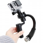 Special Stabilizer Bow Type Balancer Selfie Stick Monopod Mini Tripod for GoPro HERO4 /3+ /3(Black)