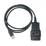 HDS 16 Pin OBDII USB Interface Diagnostic Cable for Honda