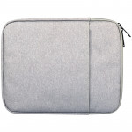 ND00 8 inch Shockproof Tablet Liner Sleeve Pouch Bag Cover, For iPad Mini 1 / 2 / 3 / 4 (Grey)