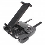 Foldable Stretchable Rotatable Aviation Aluminum Alloy Holder for DJI Mavic Pro / Air / Spark Transmitter, Suitable for 5.5-9.7