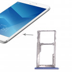 iPartsBuy SIM Card Tray, for Meizu M5 Note(Blue)