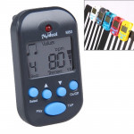 Mini Professional Electronic Piano Violin Clip High-quality Metronome Digital Tuner M50(Black)