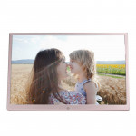HSD1707 17 inch LED 1440X900 High Resolution Display Digital Photo Frame with Holder and Remote Control, Support SD / MMC / MS C