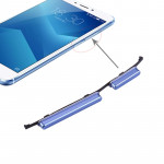 iPartsBuy Side Keys Replacement for Meizu M5 Note(Blue)