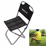 Outdoor Fishing Portable Folding Seat Stool Backpacking Aluminium Alloy Chair
