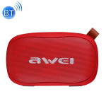 awei Y900 Mini Portable Wireless Bluetooth Speaker Noise Reduction Mic, Support TF Card / AUX (Red)