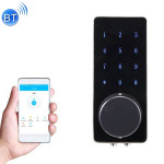 OS8815BLE Phone APP Control Zinc Alloy Touch Screen Smart Bluetooth V4.0 Door Lock Password Home Security Access Control System