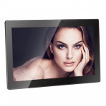 15.6 inch LCD Display Digital Photo Frame, RK3188 Quad Core Cortex A9 up to 1.6GHz, Android 5.1, 1GB+8GB, Support WiFi & Etherne