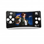 RS-1 Retro Portable Handheld Game Console, 2.5 inch 8 Bits True Color LCD, Built-in 152 Kinds Games(Black)