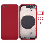 Back Housing Cover for iPhone 8 (Red)
