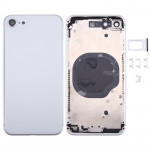 Back Housing Cover for iPhone 8(Silver)
