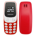 Others rouge GTStar BM10 Mini Téléphone portable, Mains Libres Bluetooth Dialer Headphone, MP3 Music, Double SIM, Réseau: 2G ...