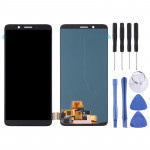 LCD Screen and Digitizer Full Assembly for OPPO R11s(Black)
