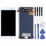 Original LCD Screen and Digitizer Full Assembly for Vivo X9i(White)