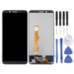 LCD Screen and Digitizer Full Assembly for OPPO A83(Black)