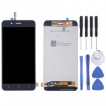Original LCD Screen and Digitizer Full Assembly for Vivo Y66(Black)