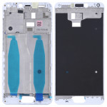Front Housing LCD Frame Bezel Plate for Asus Zenfone 4 Max ZC554KL X00IS X00ID (White)