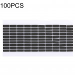 100 PCS LCD Display Stick Cotton Pads for iPhone 8
