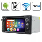 Autoradio pour TOYOTA avec WiFi / GPS / RDS / IPOD / Bluetooth / DVB-T 6.2 pouces Android 4.2 Multi-Touch Écran Capacitif In-...