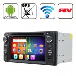 Autoradio pour TOYOTA avec WiFi / GPS / RDS / IPOD / Bluetooth / ATV 6,2 pouces Android 4.2 Multi-Touch écran capacitif In-Da...