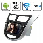 Rungrace 7.0 Android 4.2 Multi-Touch Capacitive Screen In-Dash Car DVD Player for Hyundai Verna with WiFi / GPS / RDS / IPOD / B