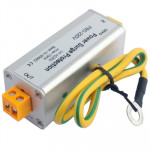 Video Balun Puissance Parafoudre Argent - wewoo.fr