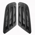 Car Decoration Stickers, Pair(Black)