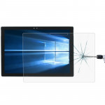 0.3mm 9H Full Screen Tempered Glass Film for Microsoft Surface Pro 4 12.3 inch