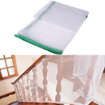 3m Thickening Safety Cope Braided Balcony Stair Safety Net for Child(Green)