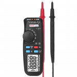 BSIDE ADM92 Handheld True RMS Digital Multimeter Auto Range 6000 Counts TRMS Tester with Live Wire Check Temp NCV Hz ohm Diode