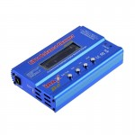 iMAX B6 Digital RC Lipo NiMH Battery Balance Charger(Blue)