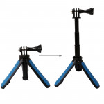 Multi-functional Foldable Tripod Holder Selfie Monopod Stick for GoPro HERO5 Session /5 /4 Session /4 /3+ /3 /2 /1, Xiaoyi Sport