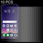 10 PCS 0.26mm 9H 2.5D Tempered Glass Film for OPPO AX5