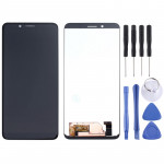 LCD Screen and Digitizer Full Assembly for UMIDIGI S2(Black)