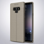 TPU Shockproof Case for Galaxy Note 9(Grey)